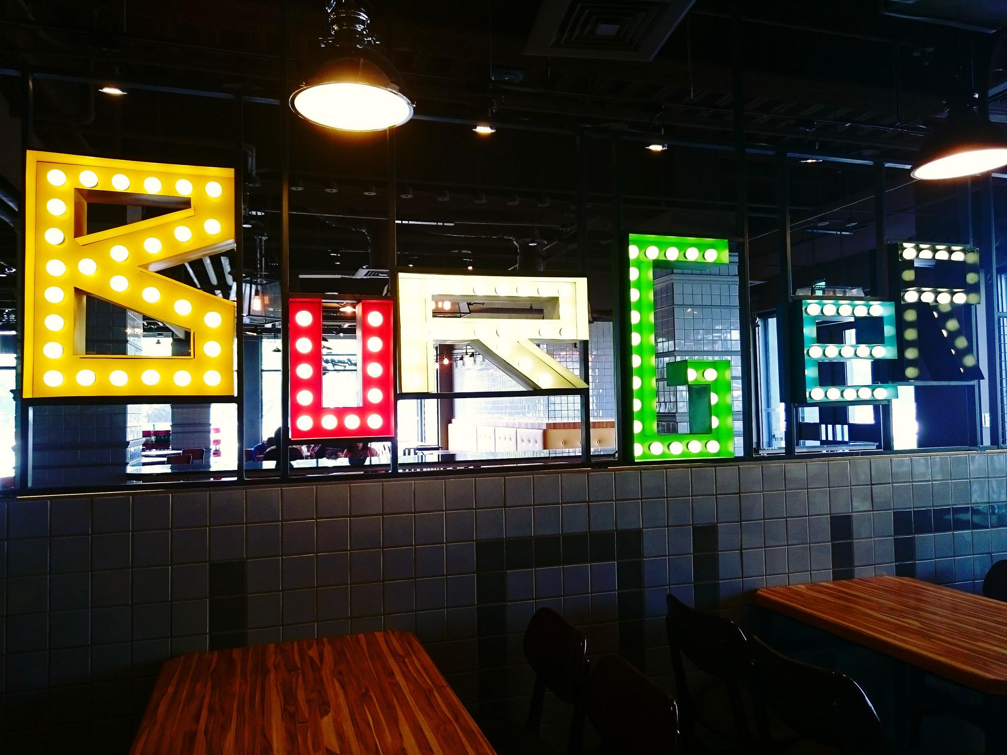 【高雄食記】台鋁MLD-美式漢堡~咖啡店.下午茶