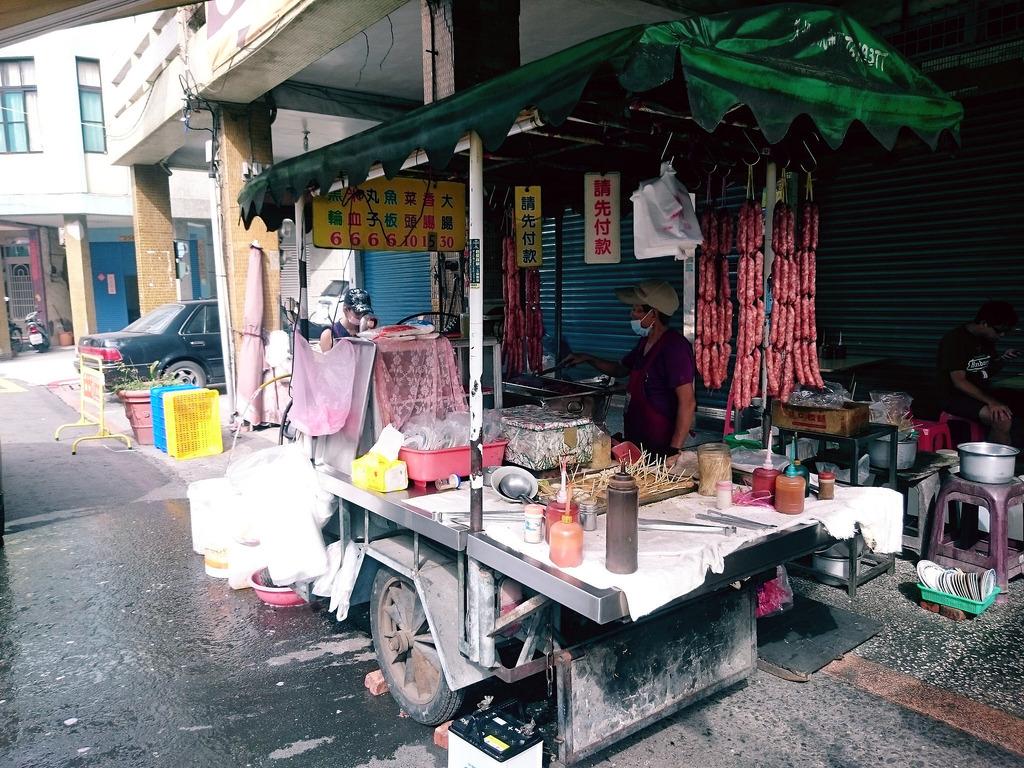 【高雄食記】福安路黑輪攤~關東煮.傳統小吃.市場美食