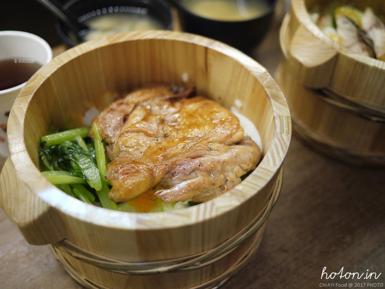 【嘉義食記】小路食堂.菜色用心有特色的木桶餐盒