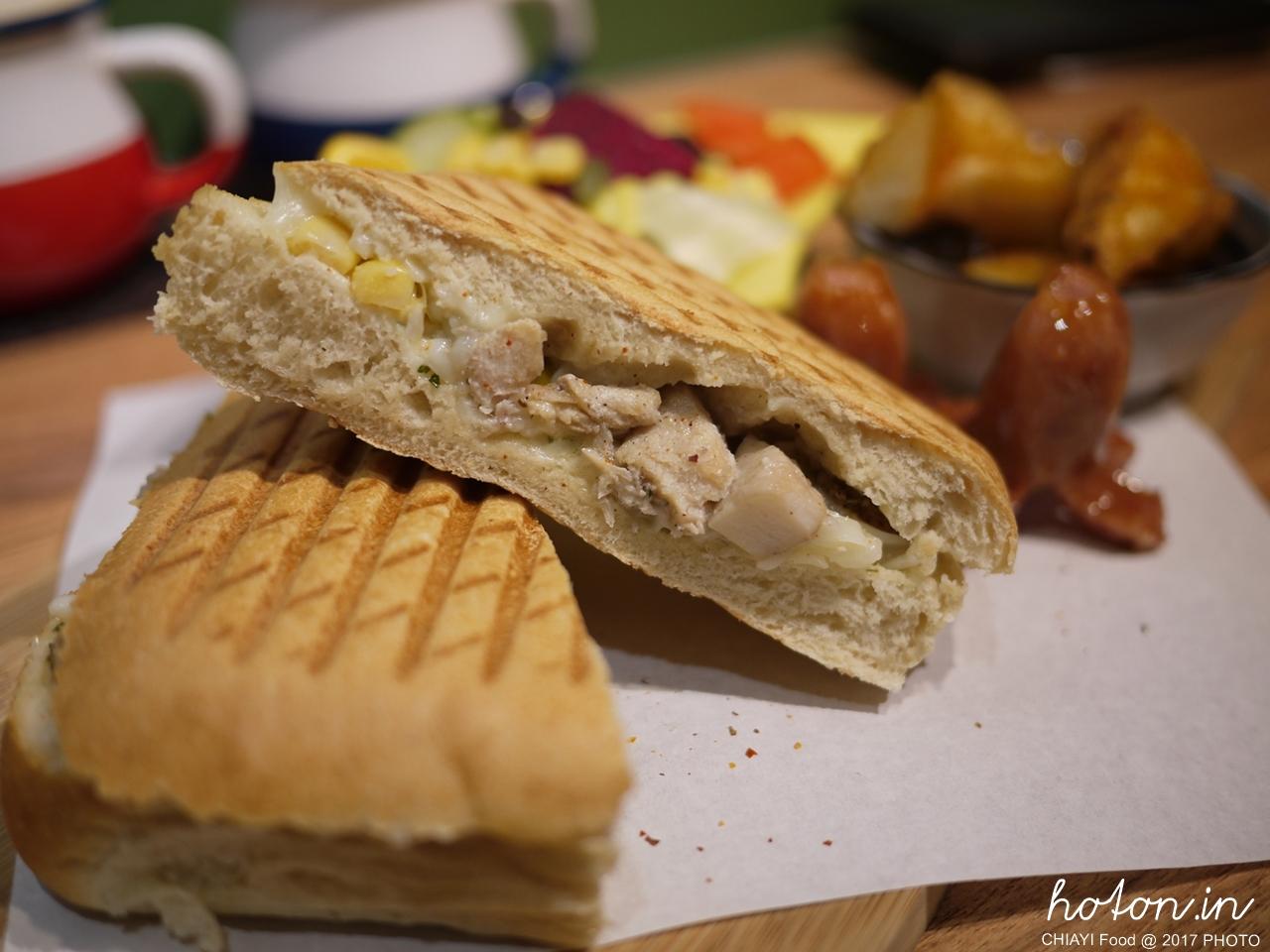 【嘉義食記】土佐 to DRAW 早午餐.食材新鮮有堅持的特色早午餐