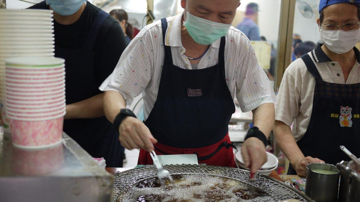 【台北食記】阿財彰化肉圓.巷內的美味肉圓老台北人的早午餐.中山區