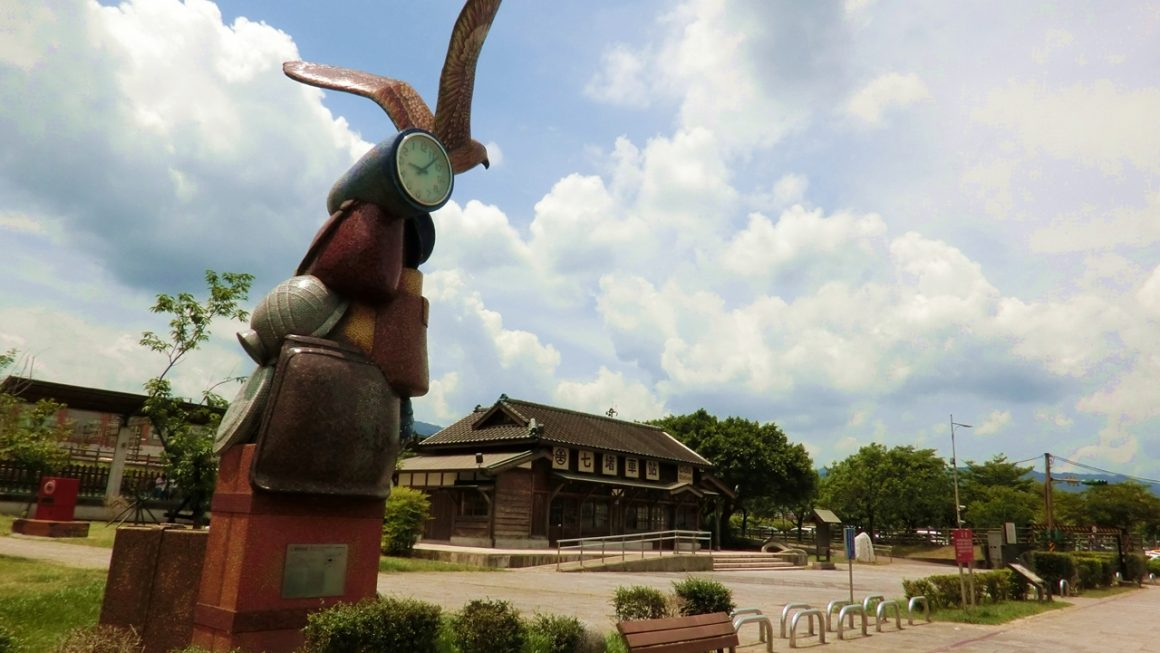 【基隆景點】七堵鐵道紀念公園.保存完善的日式建築,基隆攝影景點