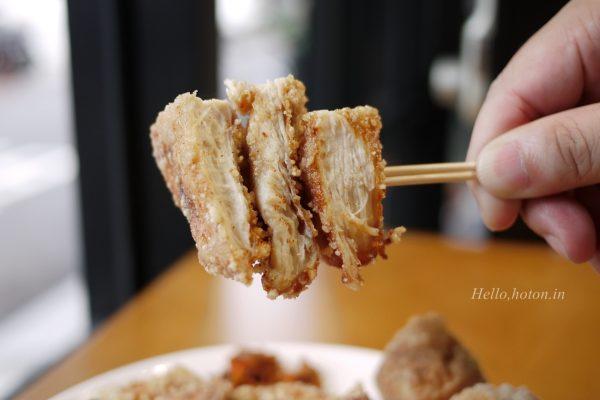 【台中食記】台中麻辣大腸麵線香雞排花枝丸.廣三SOGO巷弄排隊美食