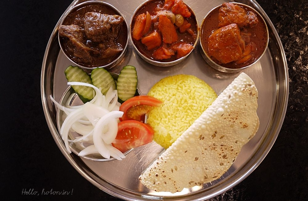 【基隆食記】下一站印度.基隆港旁隱身大樓的景觀餐廳,不論晴雨都能心情愉悅用餐。